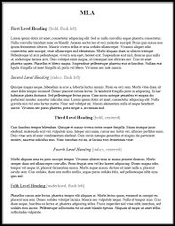 Mla citation for essays Essay Formats MLA essay format