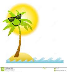 palmier de dessin animé photo libre de droits image 4601885