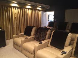Comfortable Home Decor Stunning 30 Modern Home Theater Seating Design Decoration Of