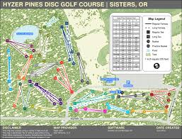 Bandon Oregon Map by Map Of Disc Golf Courses In Oregon Updated Sep 13 2017
