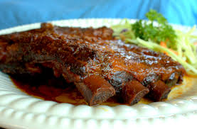 slow cooker asian barbecue ribs manila spoon