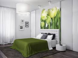 Green Bedroom Wall Designs Green Bedroom Painting Ideas Home Design Idolza