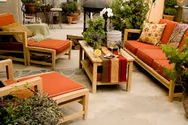 Teak Patio Furniture - Outdoor Seating at Its Finest