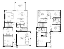 two story house blueprints best 10 farmhouse floor plans ideas