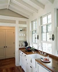 Kitchen China Cabinets Atlanta Narrow Counter Height Kitchen Traditional With Caribbean