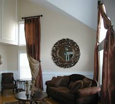 window treatments for arched windows in living room arch window