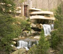 redstateeclectic falling water frank lloyd wright