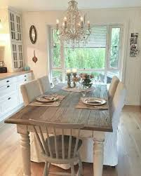 Rustic Modern Dining Room Tables by Best 25 Farmhouse Dining Rooms Ideas On Pinterest Farmhouse