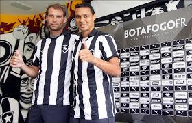 Botafogo apresenta dupla de zagueiros como reforços para a ...
