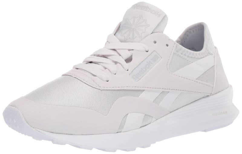 Reebok Cl Nylon Sp Porcelain/White Running Shoes