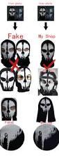 ghost face mask military 1x cotton balaclava face skull ghost mask army military face mask