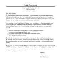 Best Sales Representative Cover Letter Examples   LiveCareer Template   How to get Taller