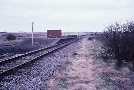 Churn railway station