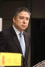 Tomás Burgos Gallego. Secretario de Estado de la Seguridad Social