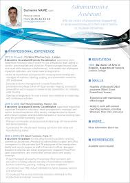 Office Assistant Resume Sample by Download This Microsoft Word Resume Administrative Assistant