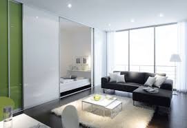 bedroom modern flat roof house kerala home design and floor plans bedroom partition wall master tv background renderings modern white framed frosted glass sliding door interior winsome interior design