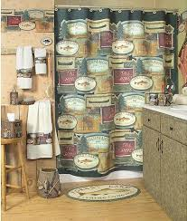 Tropical Themed Bathroom Ideas Fishing Themed Bathroom Accessories From
