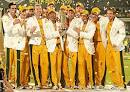 Because we love to hate the Australian Cricket Team?