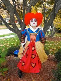 Red Queen Halloween Costume Red Queen Hearts Costumes Costume Pop