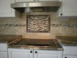 Tiled Kitchen Table by Kitchen Backsplash Tile With White Cabinets Wooden Laminated