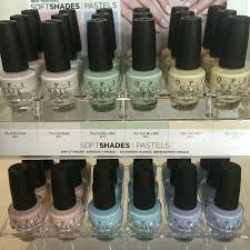 spring nails new opi soft shades pastels chapter fiftychapter