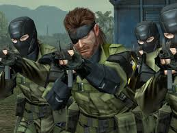 MGS:PW co-op