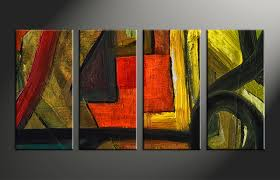 abstract home decor abstract artwork wall paintings for home decoration stretched