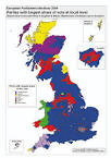 United Kingdom. European Parliament Election 2004 | Electoral.