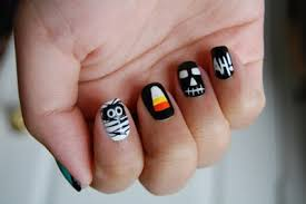 halloween nail designs for short nails http www fashioncluba com