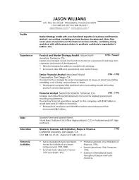 Resume Australia Examples by Sample Resume With Education Listed First
