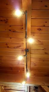 Track Lighting For Kitchens by Best 25 Rustic Kitchen Lighting Ideas On Pinterest Rustic