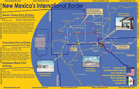 New Mexico County Map Maps