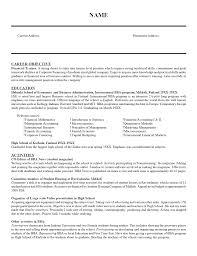 Junior Accountant Resume Sample by Examples Of Resume Keyword Summary
