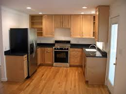 Small L Shaped Kitchen U Shaped Kitchen For Small Space The New Way Home Decor