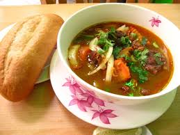 Vietnamese Roll - Banh Mi