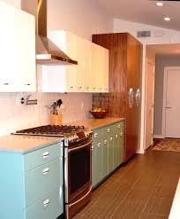 Retro Metal Kitchen Cabinets by Vintage Metal Kitchen Cabinets Powder Coating Vintage Steel