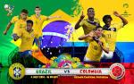 Brazil Vs Colombia | Big Planet Music