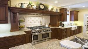 Kitchen Wallpaper Backsplash Kitchen Awesome Country Kitchen Wallpaper Designs With Colorful