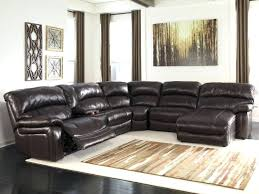 leather sectional sofa recliner 4087 red with black leather sectional sofa with recliners black