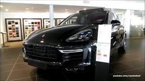 Porsche Cayenne Inside - 2015 porsche cayenne turbo s interior 2016 porsche cayenne turbo