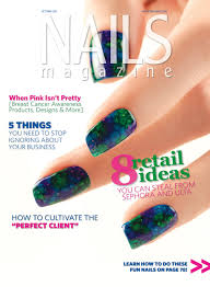 nails magazine october 2012 issue