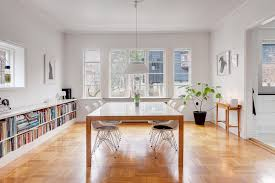 Scandinavian Homes Interiors A Lovely White And Grey Stockholm Home Especially The Long Low