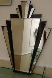 Bathroom Mirror Ideas On Wall Best 25 Art Deco Mirror Ideas On Pinterest Art Deco Art Deco