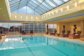In Door Pool by White Plains Spa Spas In Westchester The Ritz Carlton New York