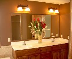 bathroom mirror lighting ideas bathroom great bathroom mirror