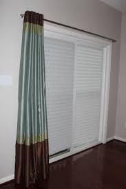 patio doors unbelievable patio door curtains and blinds pictures