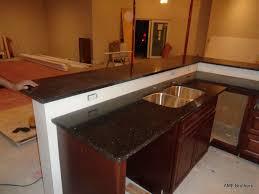 granite countertop install ikea kitchen cabinets pebble