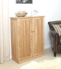 Shoe Storage Furniture by Mobel Solid Oak Hallway Furniture Large Shoe Storage Cabinet