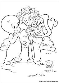 turning pictures into coloring pages 27 best casper coloring book images on pinterest coloring books