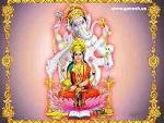Wallpapers Backgrounds - Wallpapers Lord Laxmi Ganesha Diwali Goddess Lakshmi 1024x768